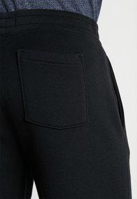 Hollister Co. - FIT - Tracksuit bottoms - black - 5