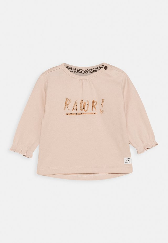 REGULAR LADYSMITH - Camiseta de manga larga - cameo rose