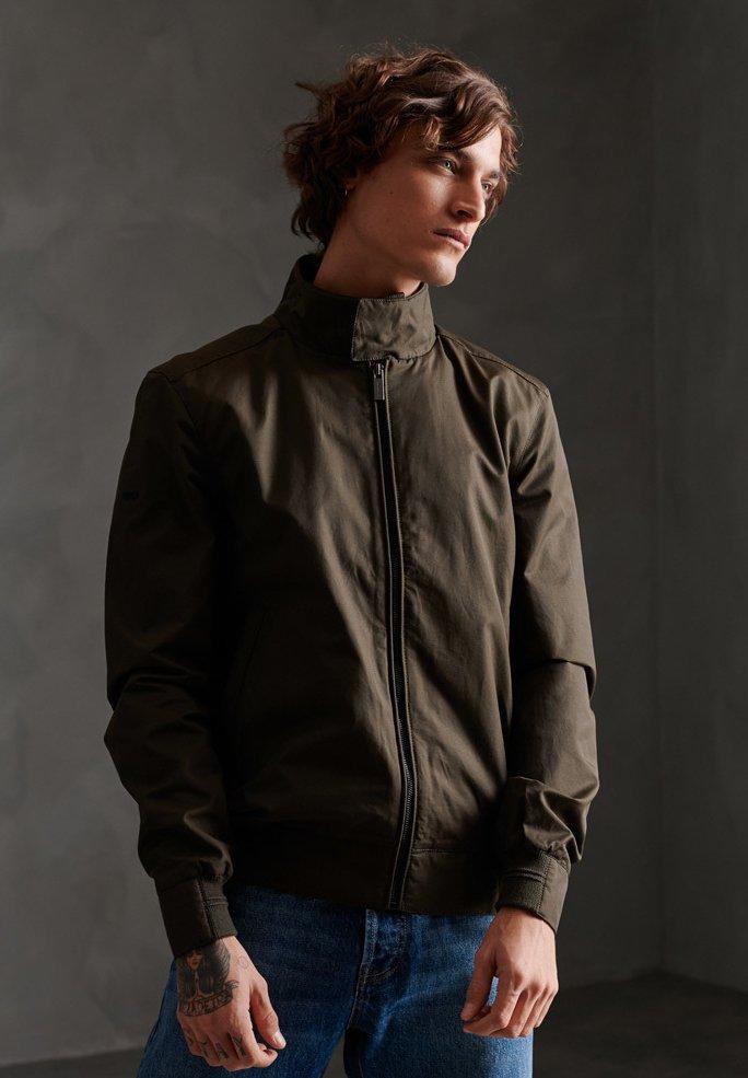 Men SUPERDRY FUNNEL HARRINGTON JACKET - Summer jacket