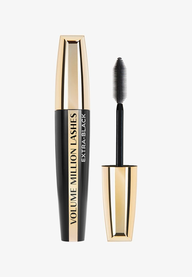 VOLUME MILLION LASHES - Mascara - extra black