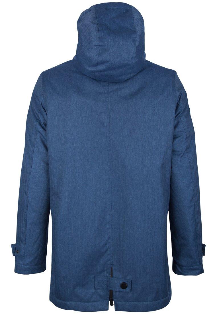 Dry Laundry Veste d'hiver - blau