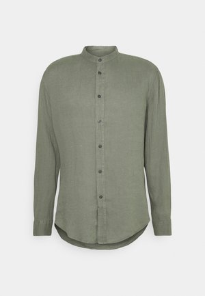 TAROK - Shirt - mottled olive