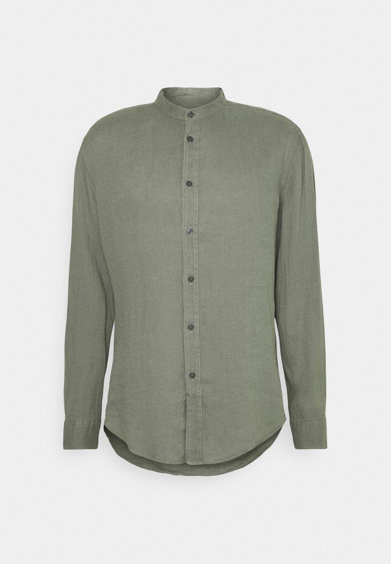 DRYKORN - TAROK - Shirt - mottled olive