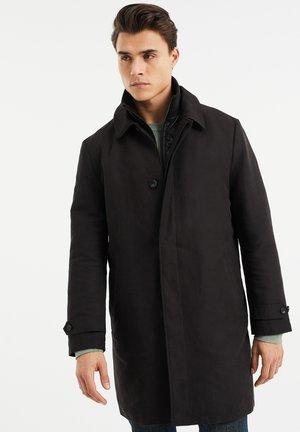 MET UITRITSBAAR BINNENSTUK - Short coat - black