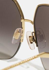 Dolce&Gabbana - Solglasögon - gold-coloured/black - 4