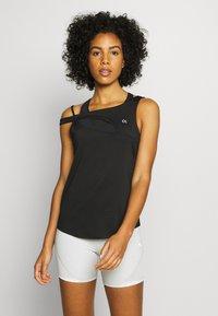 Calvin Klein Performance - TANK - Sportshirt - black - 0