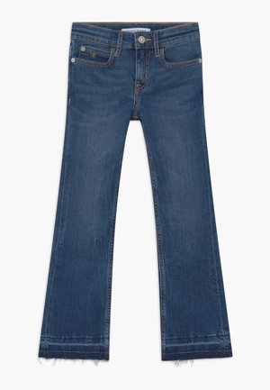 FLARE STRETCH - Jeans bootcut - blue