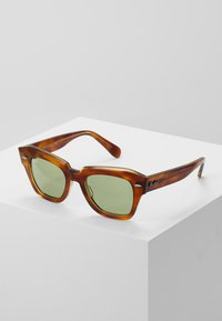 Ray-Ban - STATE STREET - Zonnebril - transparent/green - 0