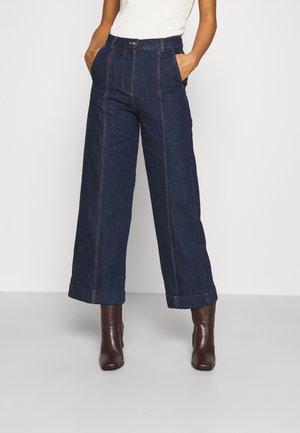 CASSATA PANTS - Straight leg jeans - indigo