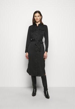 CHARM DRESS - Sukienka koszulowa - black