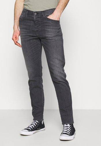 FINING - Straight leg -farkut - grey