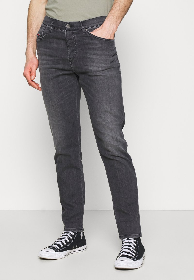 Diesel - D-FINING - Jeans Tapered Fit - grey