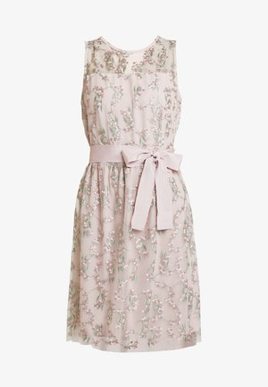 DAISY STEM - Cocktail dress / Party dress - old pink