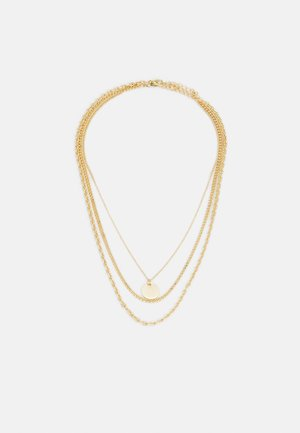 ONLTILDE NECKLACE 2 PACK - Halskæder - gold-coloured