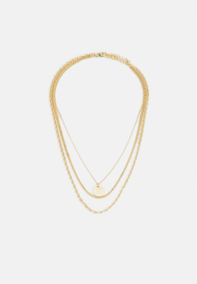 ONLTILDE NECKLACE 2 PACK - Necklace - gold-coloured
