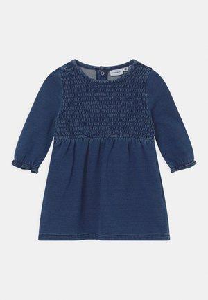 NBFATORINAS  - Day dress - dark blue denim
