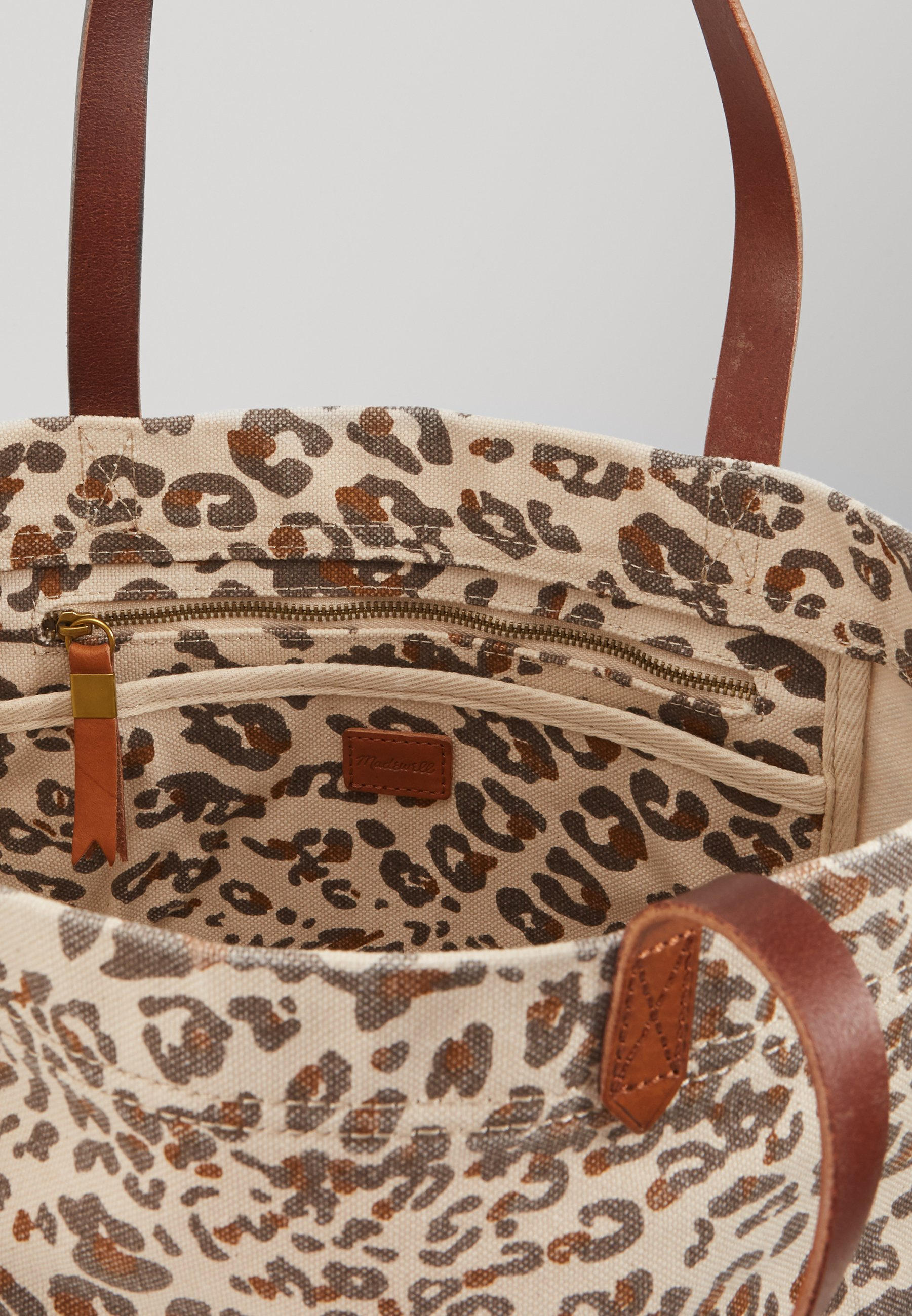 Madewell Shopping Bags - Ashen Sand