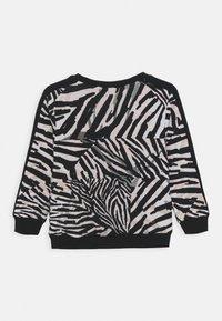 Puma - CLASSICS SAFARI CREW - Mikina - white/black - 1