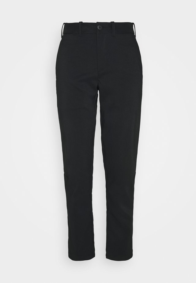 AERIAL PANTS - Kalhoty - black