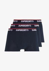 Superdry - TRIPLE PACK - Onderbroeken - navy - 2