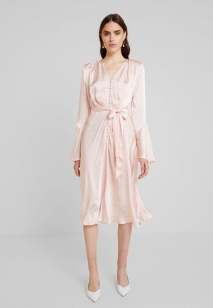 ANNABELLE DRESS - Shirt dress - pink