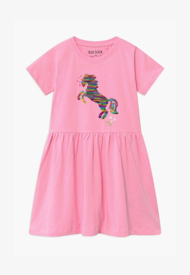 SMALL GIRLS UNICORN  - Jersey dress - azalee