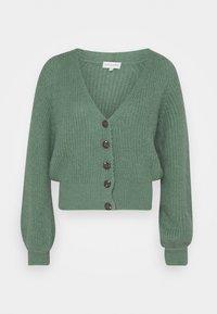 Fabienne Chapot - STARRY CARDIGAN - Cardigan - garden green - 0