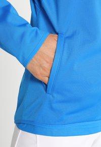 Puma - LIGA - Training jacket - electric blue lemonade/white - 5