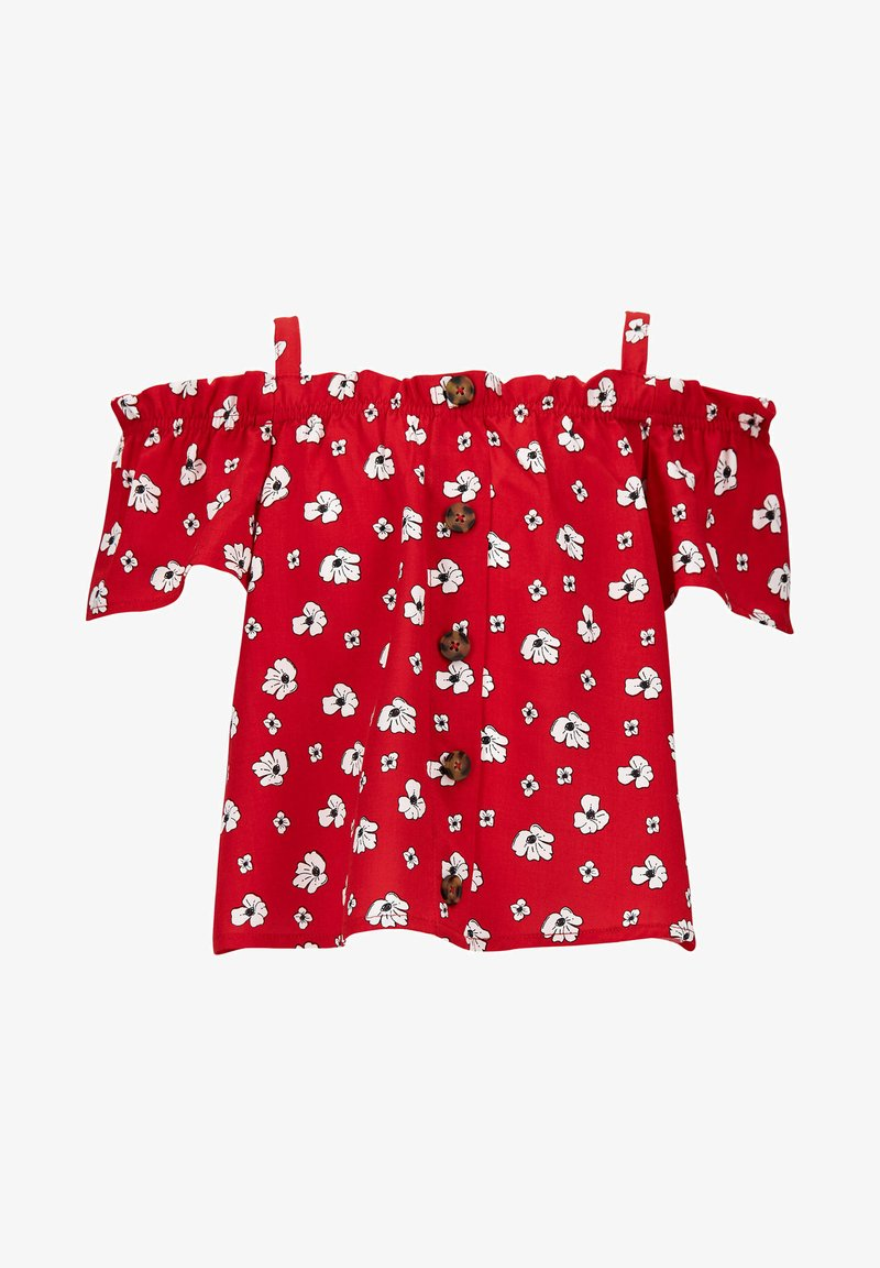 DeFacto - REGULAR FIT  - Blouse - red