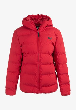 JANINE W  - Winter jacket - red