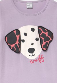 Lindex - MINI DOGS - Long sleeved top - light lilac - 2