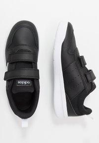 adidas Performance - TENSAUR UNISEX - Hardloopschoenen neutraal - core black/footwear white - 0
