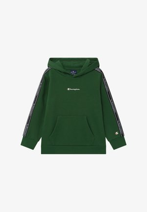 LEGACY AMERICAN TAPE HOODED - Hættetrøjer - dark green
