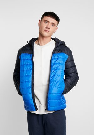 ONSSTEVEN - Light jacket - baleine blue/colourblock