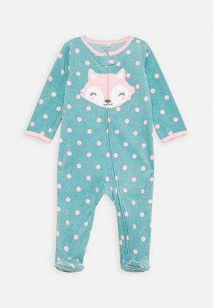 FOX - Pyžamo - turquoise