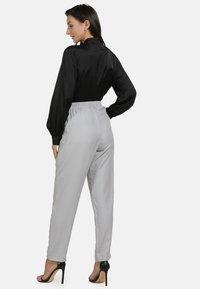 usha - Trousers - grey - 2