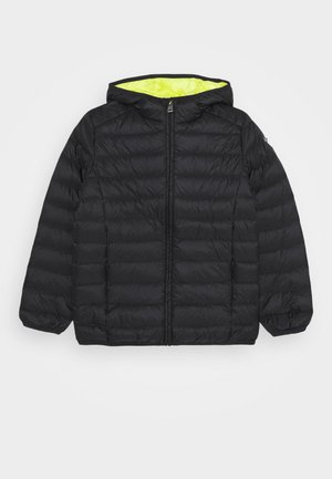JACKET CORE STRETCH - Down jacket - jet black