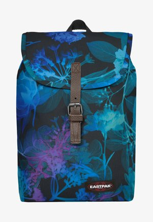 FLOWER-RAY/AUTHENTIC - Rucksack - dark ray