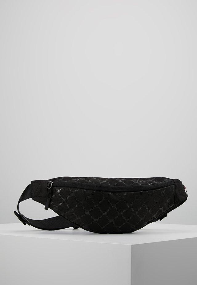 HENRIK HIP BAG - Sac banane - black