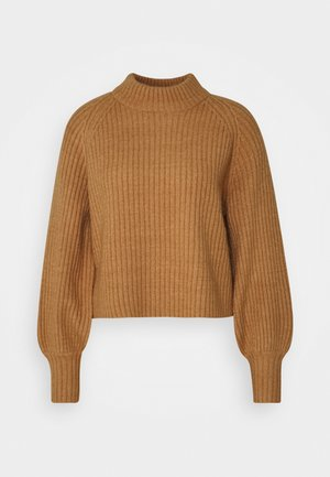 ROSIE  - Strickpullover - indian tan