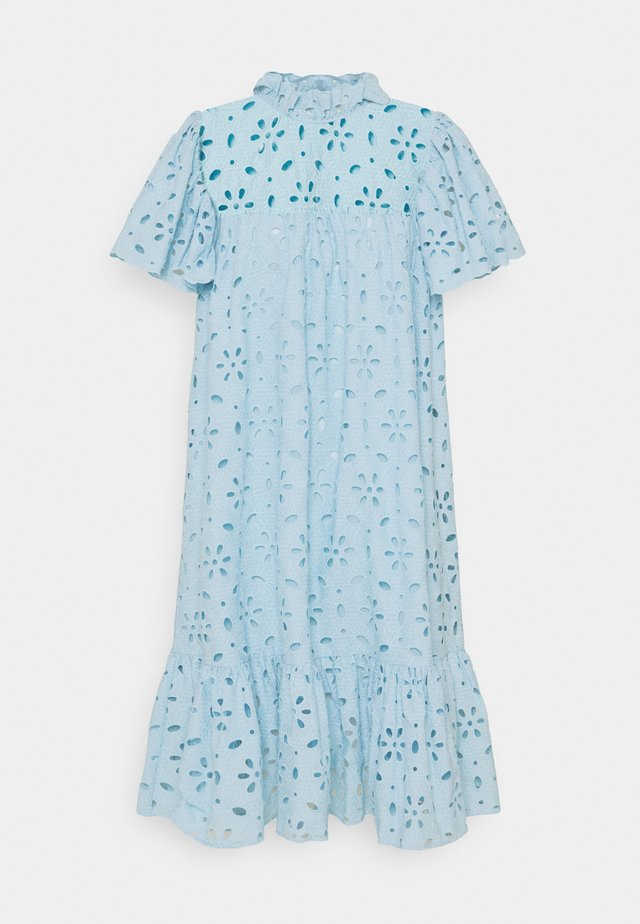 PEN - Day dress - crystal blue