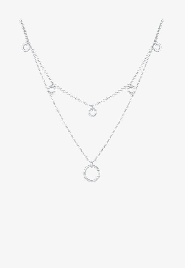 GEO  - Necklace - silber