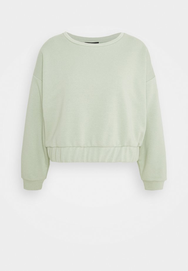 PCCOOLIO - Sweatshirt - desert sage