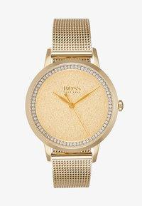 BOSS - TWILIGHT - Watch - gold-coloured - 1