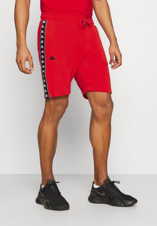 ITALO - Pantaloncini sportivi - firey red