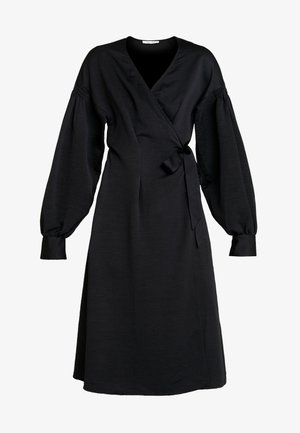 MERRILL DRESS - Denní šaty - black