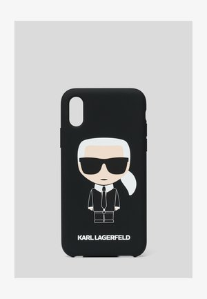 X/XS - Phone case - black