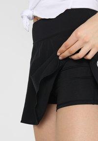 BIDI BADU - MORA TECH SKORT - Sportovní sukně - black - 4