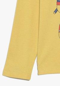 GAP - BOY - Top sdlouhým rukávem - gold wash - 2