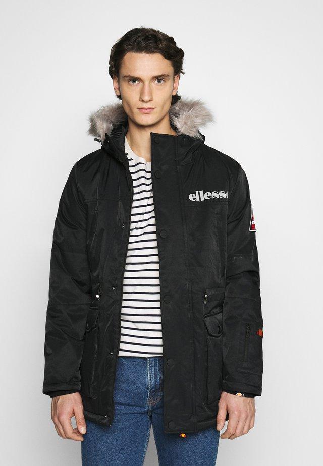 MAZZO - Winter coat - black